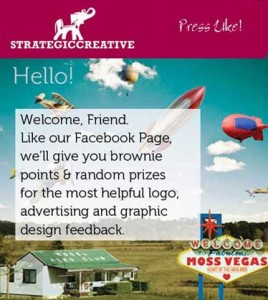 strategic creative facebook