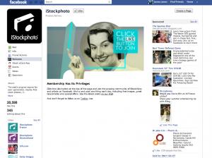 istock facebook
