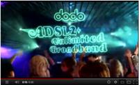 dodo nightclub ad