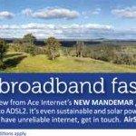 Ace Internet wireless airstream broadband