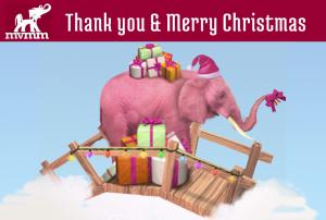 christmaselephant